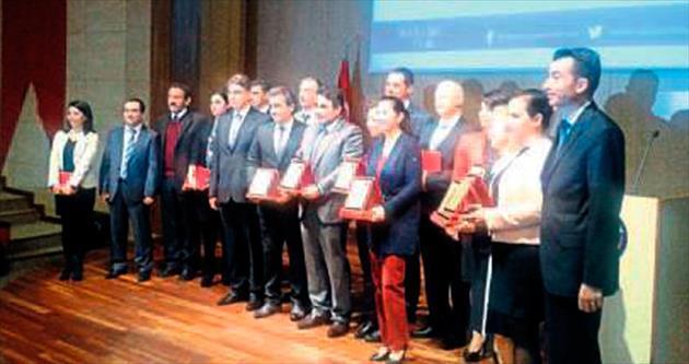 Anadolu Hastanesi büyük ödülü aldı