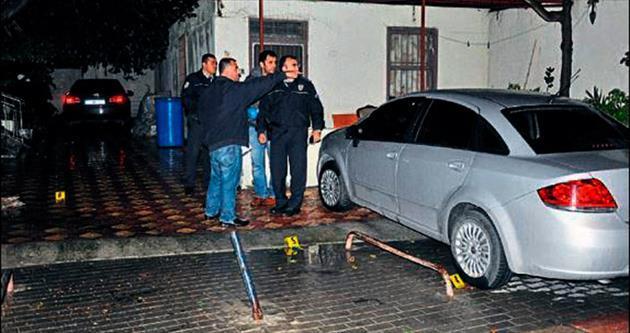 Tarsus'ta alacak verecek cinayeti