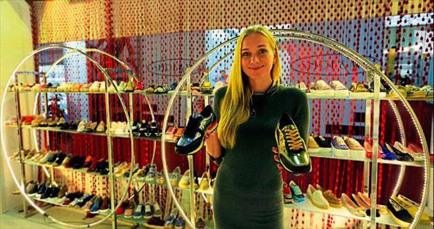 2015'in ayakkabıları görücüye çıktı