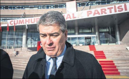 Milletvekili Batum CHP'den ihraç edildi