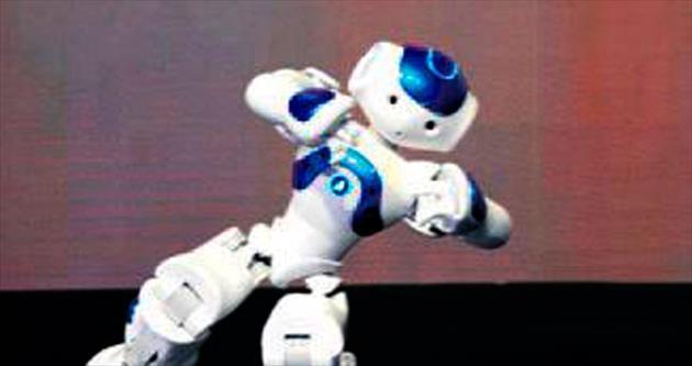 Teknoloji gündemine insansı robot damgası