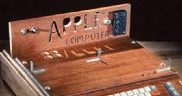İşte Jobs'ın ilk bilgisayarının fiyatı!