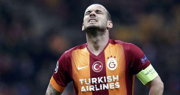 Yarsuvat'tan flaş Sneijder açıklaması