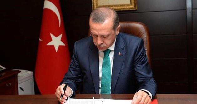 Cumhurbaşkanı Erdoğan yargı paketini onayladı