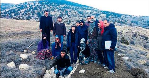 Kızılcadağ'da sel pro