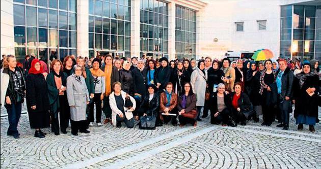 Kadınlar, Konya'yı gezme imkanı buldu