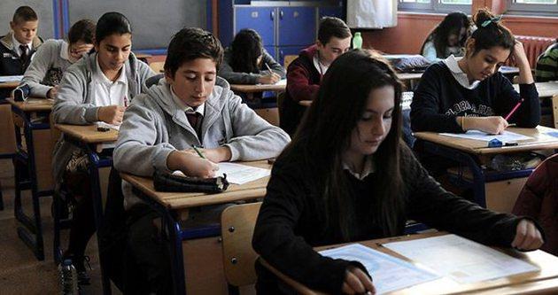 Öğrenciden TEOG ayarı
