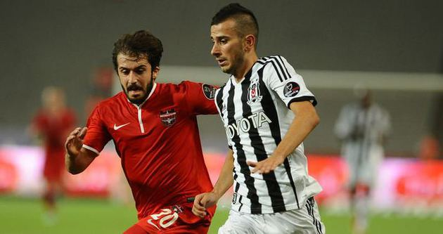 Beşiktaş - Gaziantepspor 57. kez...