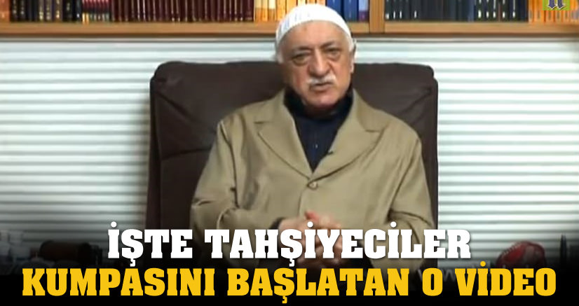 Fethullah Gülen'i ilk kez açığa düşüren o vaaz