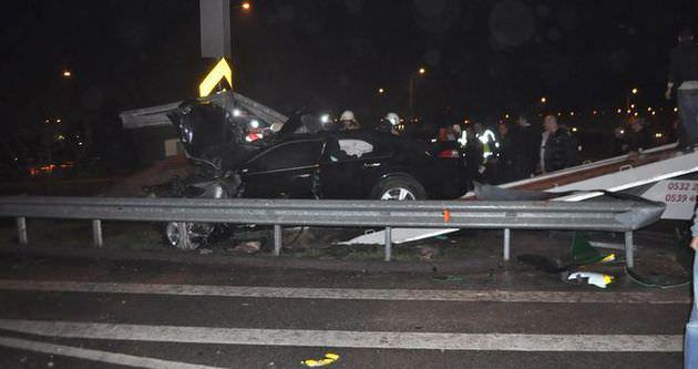 İki kardeş trafik kazasında hayatını kaybetti