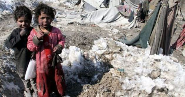 Suriye'de 150 çocuk açlıktan öldü
