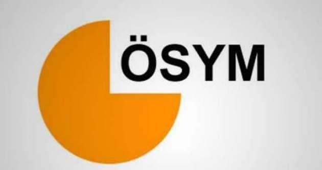 ÖSYM'den KPSS ile ilgili iddialara açıklama