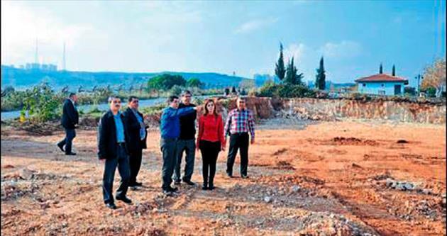 Kepez'e Şefkat Evi 2015'te yapılacak