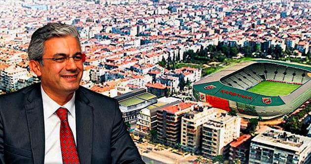 Belediye başkanına Karşıyaka tarihi dersi
