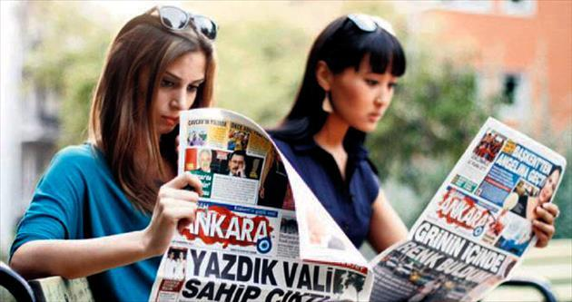 SABAH Ankara'da 10. yıl coşkusu