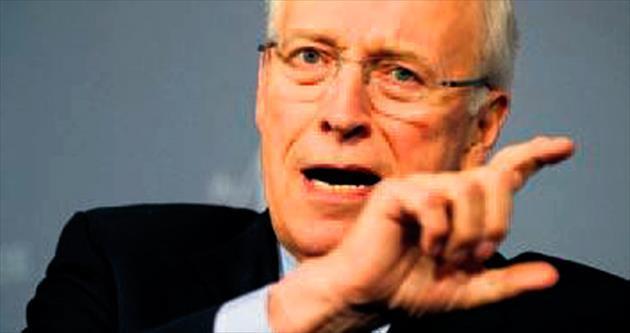 Dick Cheney: İşkencecilere ödül verilmeli