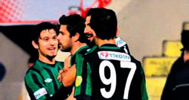 Denizli, Urfa'yı tek golle yendi