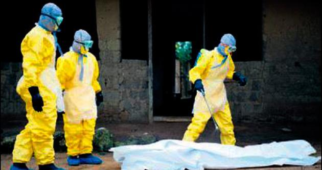 Ebola salgınına karşı Noel yasağı