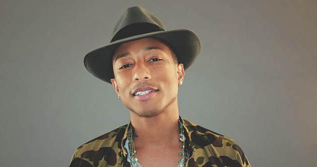 Pharrell Williams'ın Happy'i 2014'te sabah akşam dinledik