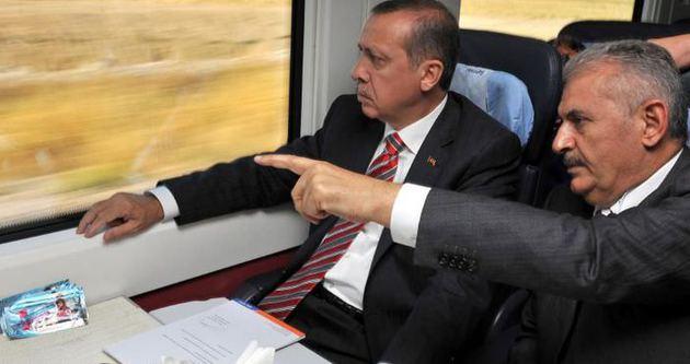 Binali Yıldırım: Erdoğan karışmıyorum diyemez