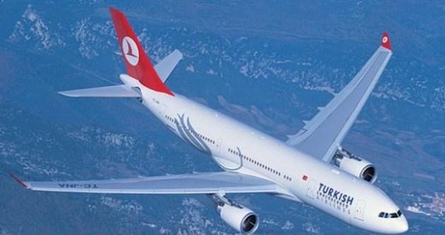 THY yolcu sayısı 50 milyonu aştı!