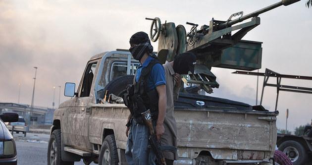 ABD vurdu, IŞİD tek seferde 100 militanını kaybetti