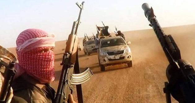 IŞİD'in inanılmaz yöntemi korku saçıyor