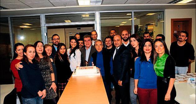 SABAH Ankara 10. yaşını kutladı