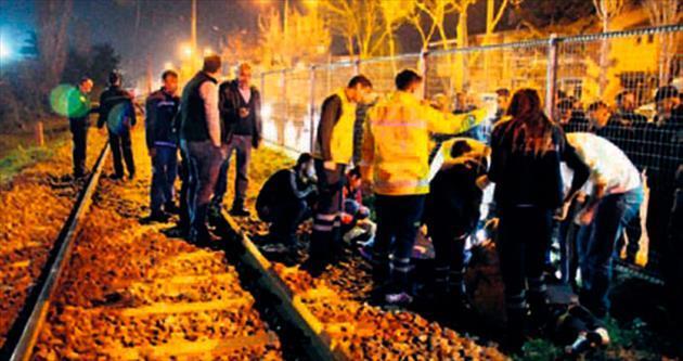 İki üniversiteli tramvay kurbanı