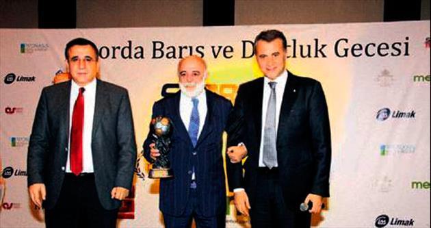 Vardar'ın Soma projesi ödüllendirildi