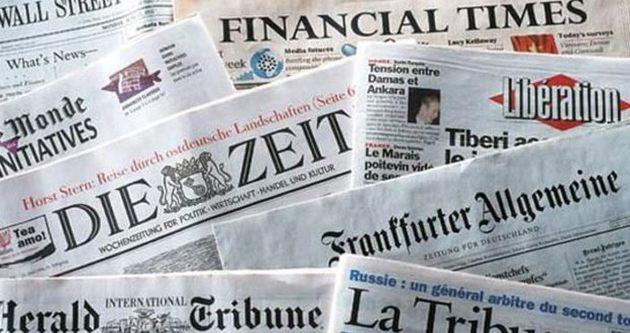Avrupa basın özgürlüğünde sınıfta kaldı