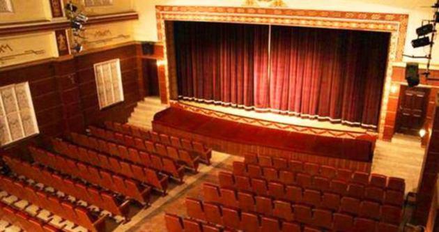 Devlet Tiyatroları'na ara verildi