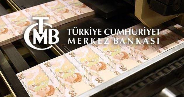 Merkez Bankası 1 milyar tutarlı repo ihalesi açtı