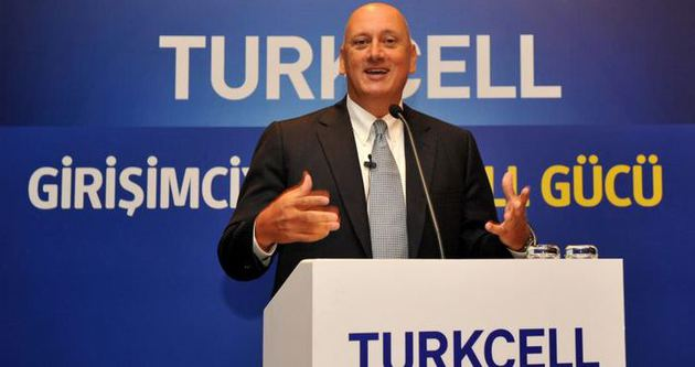 Lazard'ın Turkcell'deki payı yüzde 5'i aştı