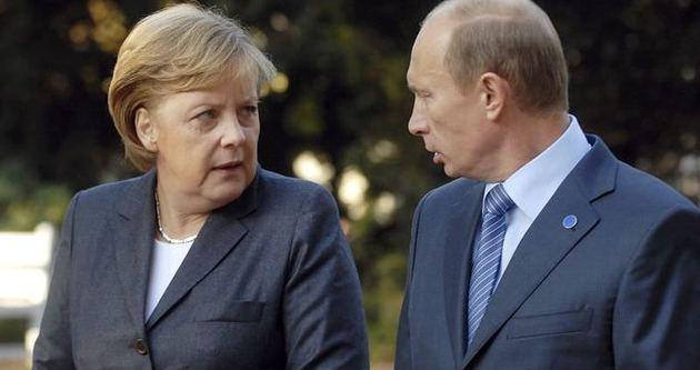 Merkel'den gece yarısı telefonu sürprizi