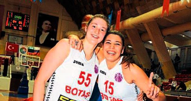 Botaş'ın rakibi Maccabi Bnot