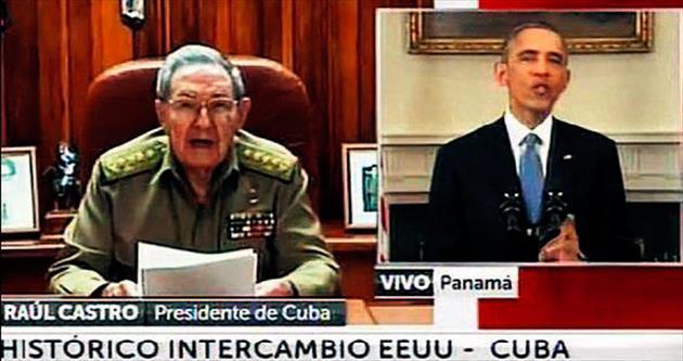ABD-Küba ilişkilerinde tarihi adım