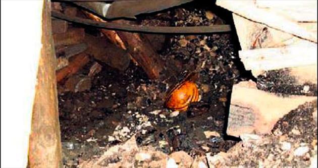Kömür ocağında göçük: 1 ölü