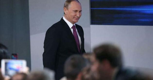 Putin, Rusya'nın ekonomisine güveniyor