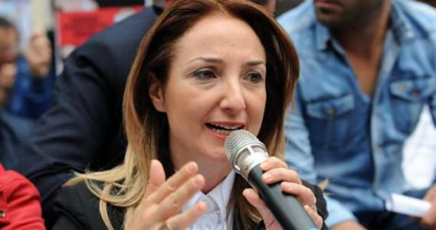 Aylin Nazlıaka'ya suç duyurusu