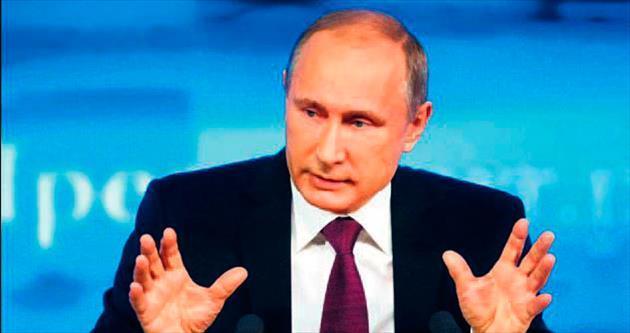 Putin: Erdoğan delikanlı