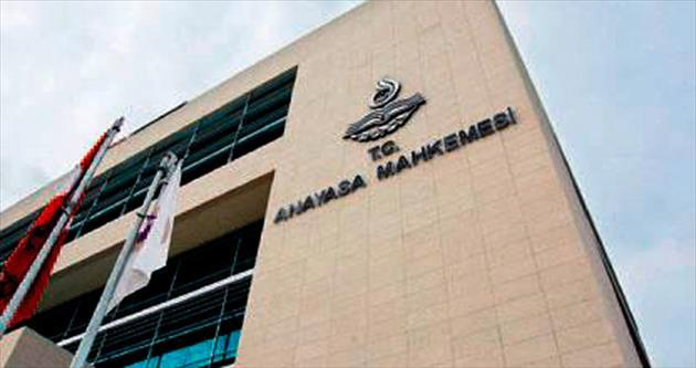 Cumhurbaşkanı Erdoğan'dan AYM'ye ilk üye