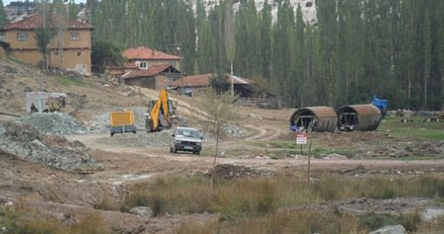 Köyde oturana devletten yardım