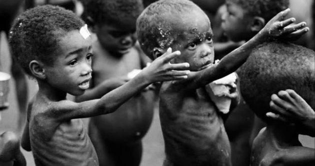 Orta Afrika'da 10 bin çocuk asker!