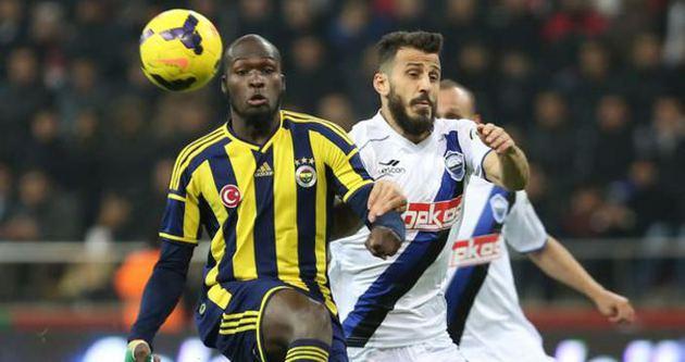 Fenerbahçe yine penaltıyla güldü