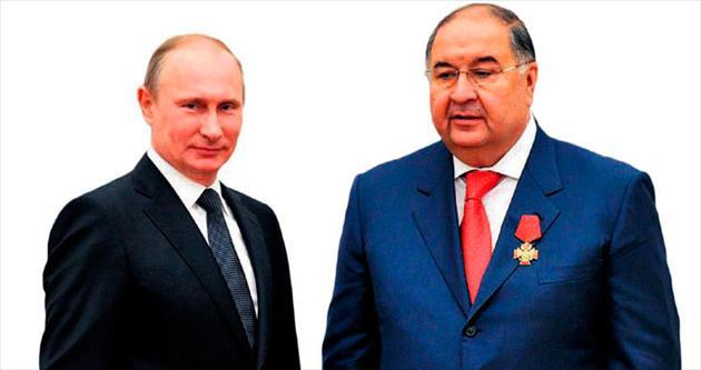 Putin istedi oligarklar parayı getiriyor