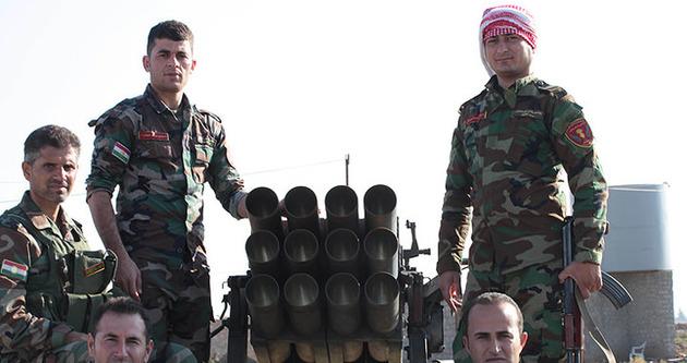 Peşmerge Şengal'i IŞİD'ten geri aldı