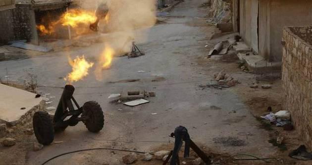 Esad rejimi Rakka'da 10 kişiyi öldürdü