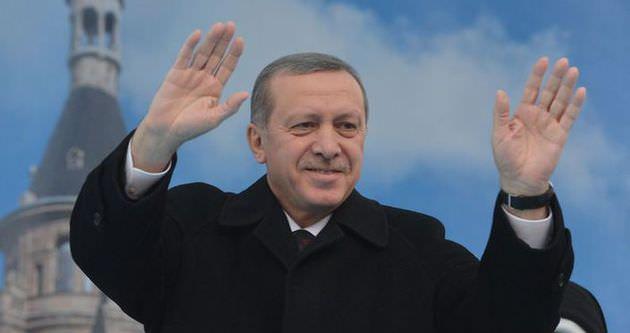 Cumhurbaşkanı Erdoğan Demirel'i kabul etti