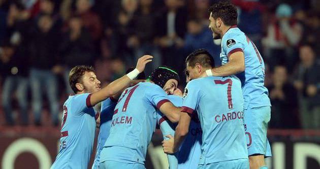 Trabzonspor 3 puan hedefliyor